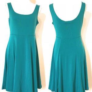Express tricot dress, Sz medium, sleeveless